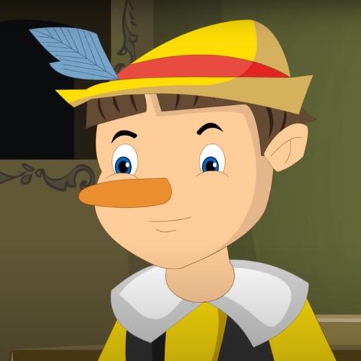 Përralla Pinokio - Shqip