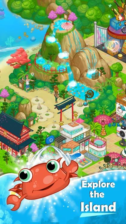 Dream Resort - Eden Isle screenshot-4