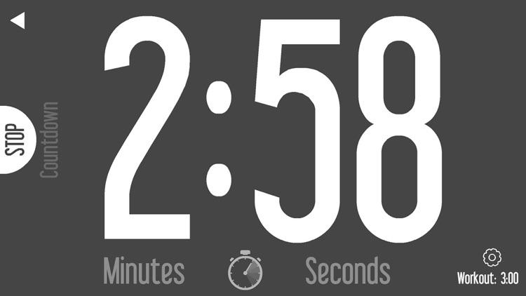 Basic Sports Timer screenshot-3