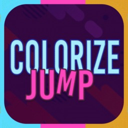 Colorize Jump: catch the color