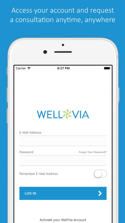 WellVia screenshot-1