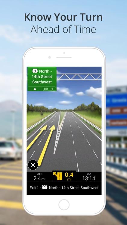 CoPilot GPS Navigation screenshot-6