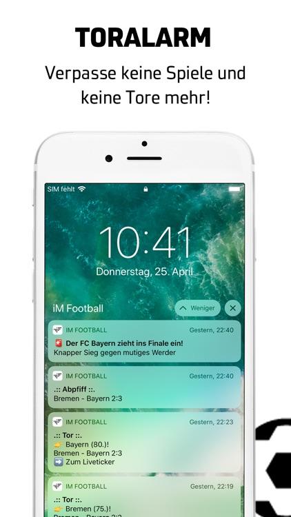 iM Football - 100% Fussball screenshot-9