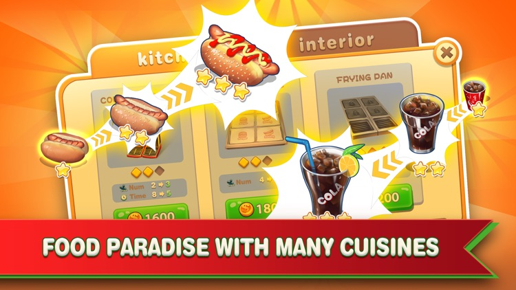 Happy Cooking: Cooking Games screenshot-4