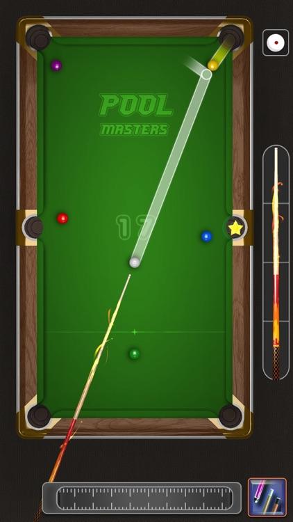 Pool Master - Trick Shot City screenshot-0