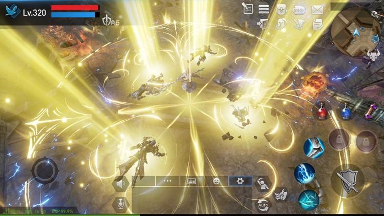 Lineage2 Revolution screenshot-3