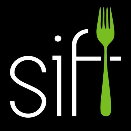 Sift Food Labels