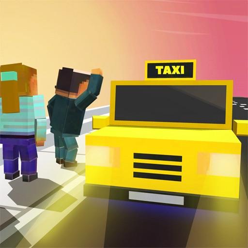Blocky Taxi
