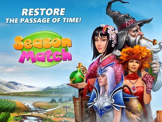 Season Match Puzzle Adventure screenshot 10