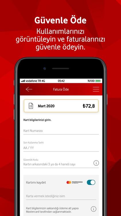 Vodafone Yanımda screenshot-8