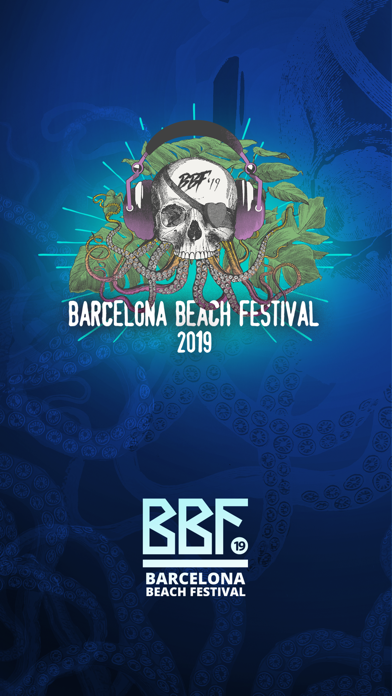 Barcelona Beach Festival screenshot one