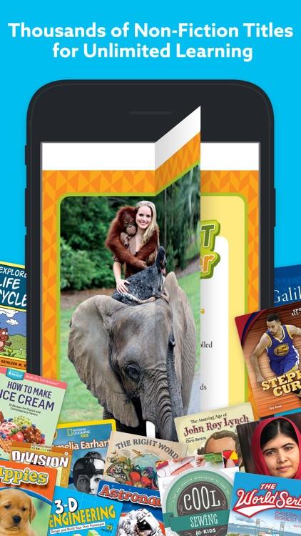Epic! - Kids' Books and Videos screenshot-3