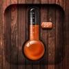 温度计-实时精准监测室内外温度及湿度