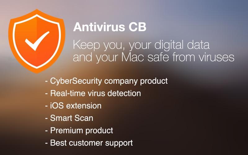 Screenshot #1 pour Antivirus CB - Anti-Virus