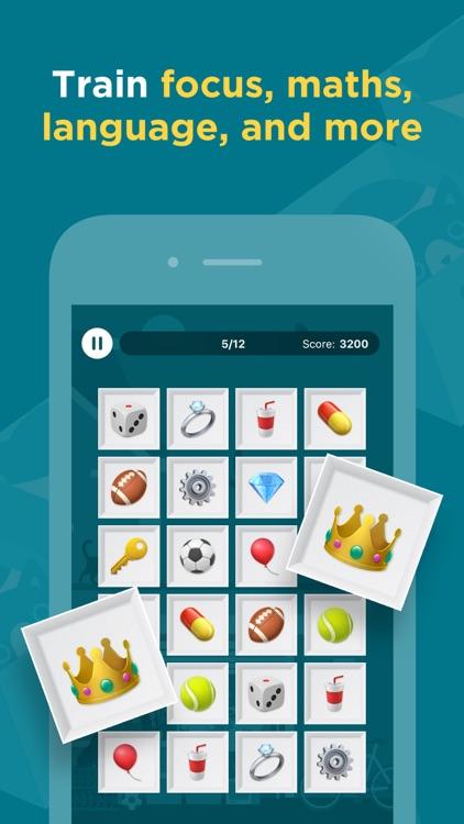 Impulse: Brain Games & Puzzles screenshot-3