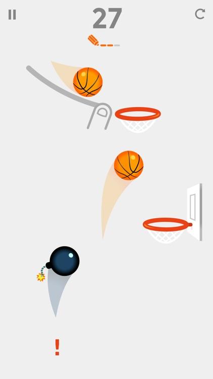 Dunk Line screenshot-3