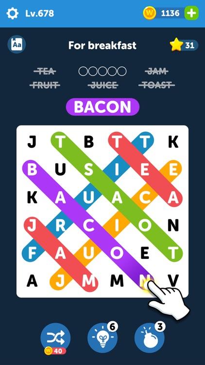 Wonder Word: Word Search Games