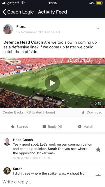 Coach Logic screenshot-3