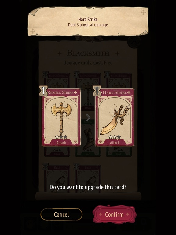 Spellsword Cards: Origins screenshot 11