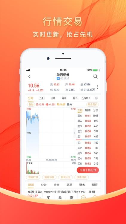 华彩人生-股票开户炒股软件
