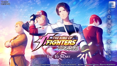 THE KING OF FIGHTERS for GIRLS紹介画像1