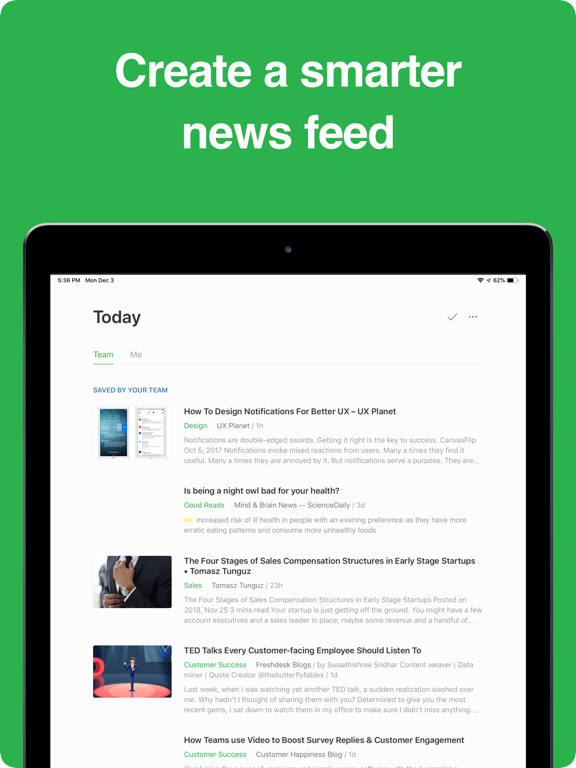 Feedly Smart News Reader Revenue & Download estimates