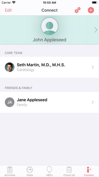 Corrie Health screenshot-4