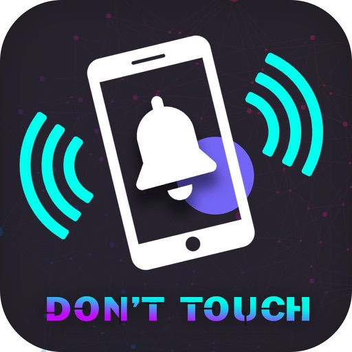 Don't touch phone - Anti theft