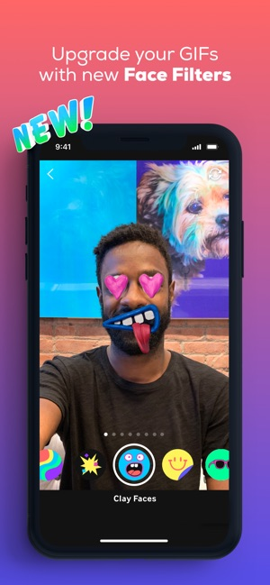 GIPHY: The GIF Search Engine on the App Store