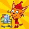Kid-E-Cats: お買い物 & 猫のゲーム