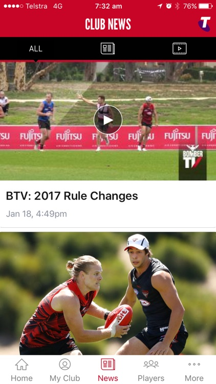 Essendon Official App