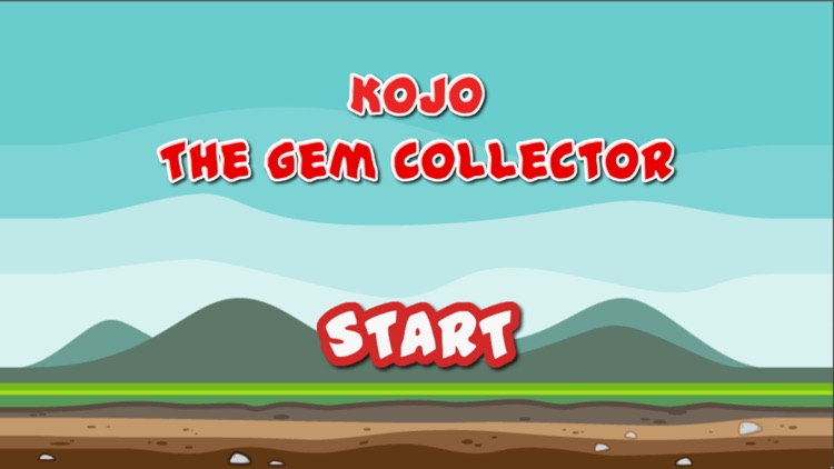 Kojo The Gem Collector