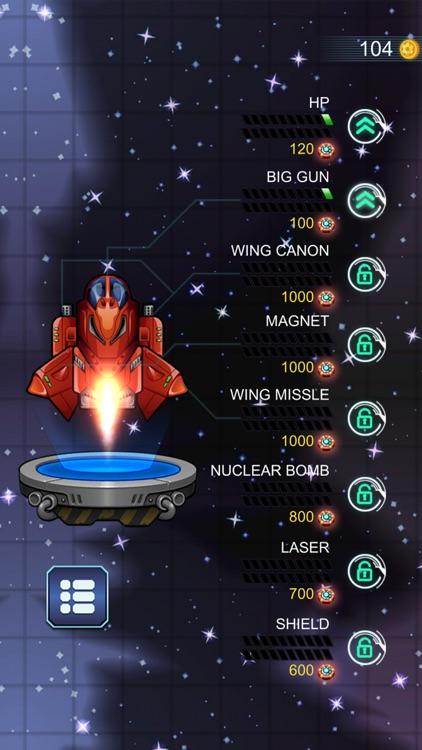 Galaxy StarWars-Space Shooter