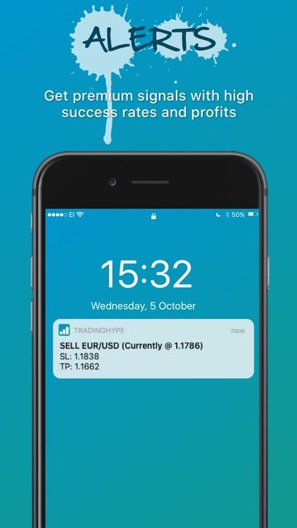 Trading Hype - Forex Signals screenshot-6
