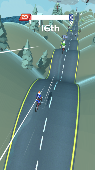 Bikes Hill screenshot 7