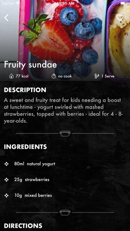 Recipes - Kids & Toddlers screenshot-7
