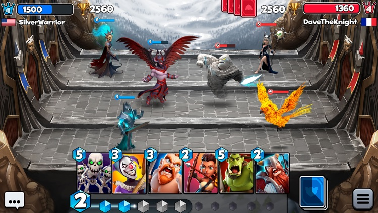 Castle Crush: Epic Card Games screenshot-3