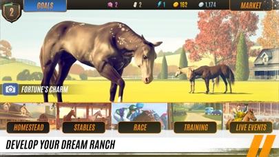 Rival Stars Horse Racing screenshot 1