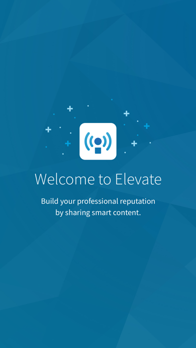 LinkedIn Elevate ScreenShot0