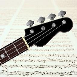 Reading Bass sheet music