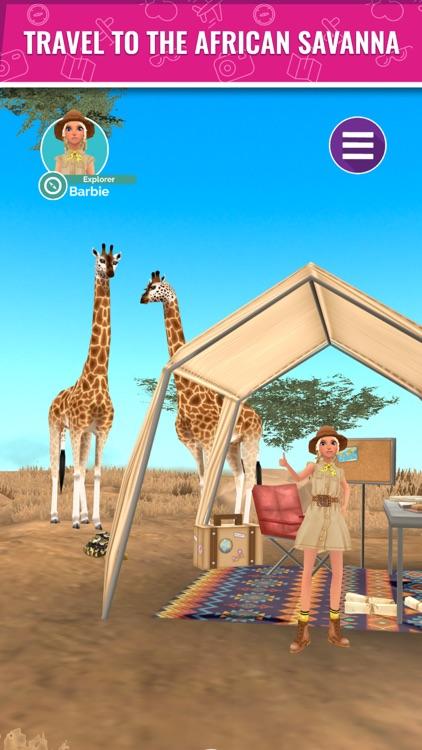 Barbie™ World Explorer screenshot-4