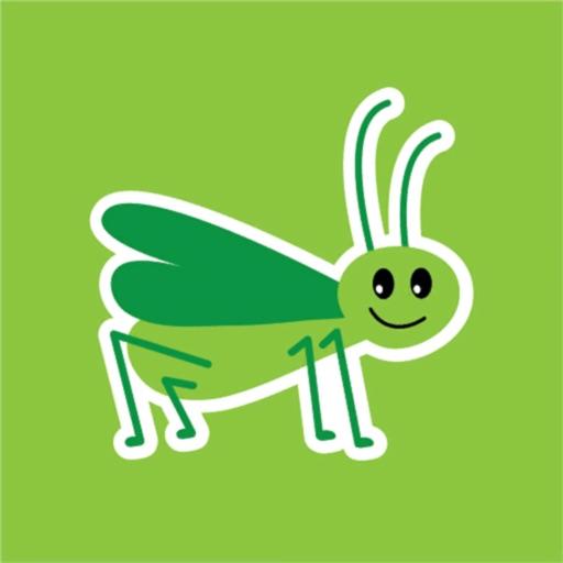 Little Grasshopper Library