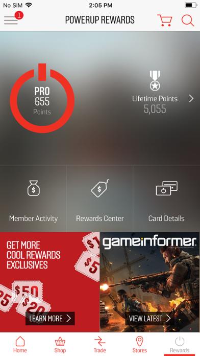 Screenshot for GameStop in United States App Store