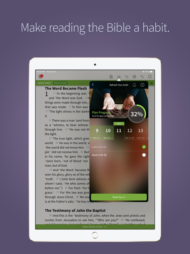 Bible by Olive Tree on the App Store