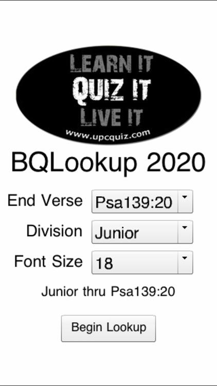 BQLookup20