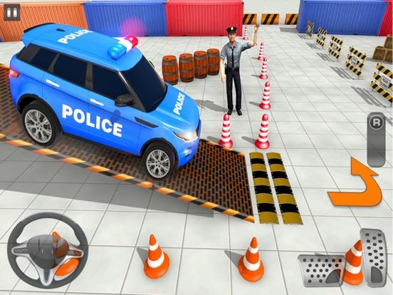 Advance Police Parking Game screenshot 9