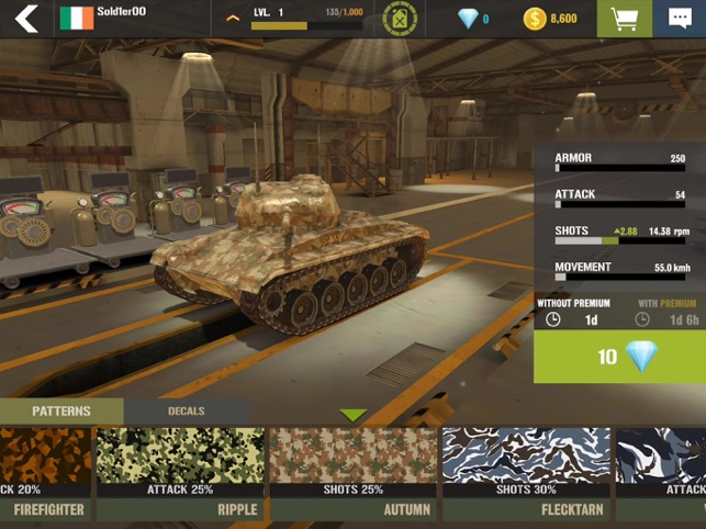 War Machines: 3D Tank Games on the App Store