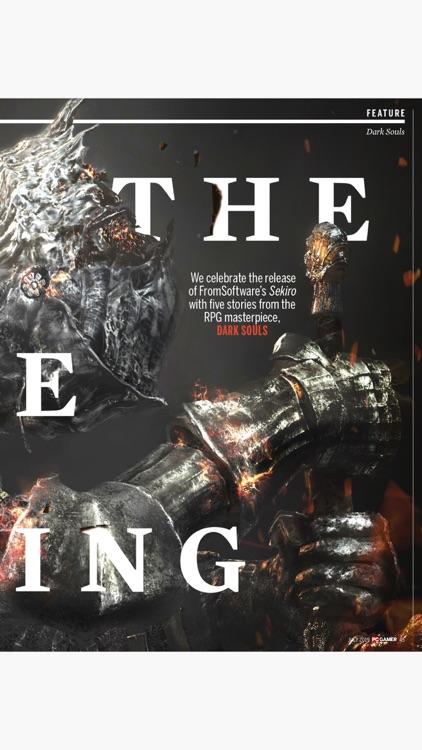 PC Gamer (US): the world's No.1 PC gaming magazine screenshot-8