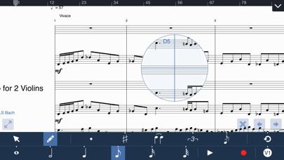 Symphony – Music Notation
