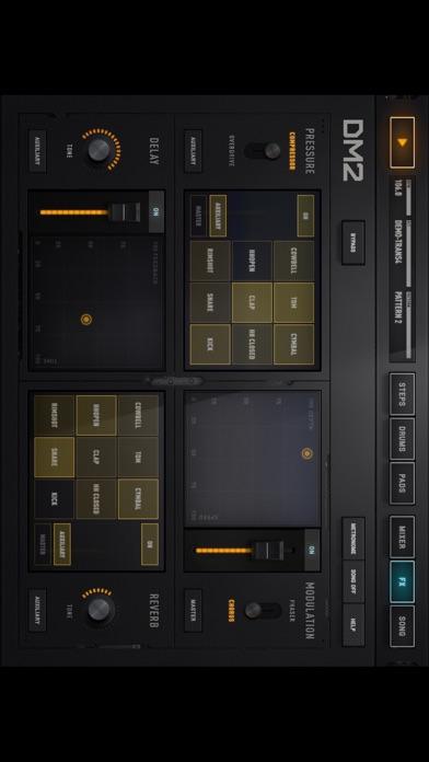 Screenshot #3 pour DM2 - The Drum Machine